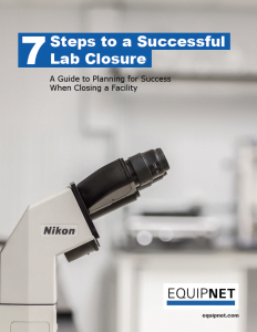 lab closure