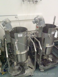 Hyclone 50L Bioreactors with Applikon Control Panel
