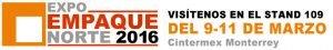 El próximo 9 de marzo, EquipNet participará en Expo Empaque Norte 2016