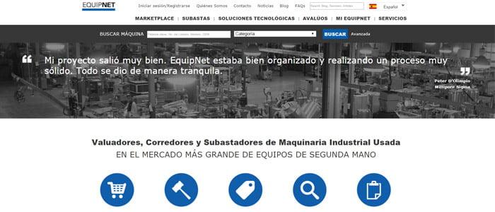 spanish website