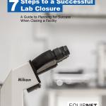 lab closure