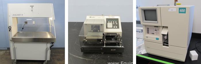 lab and pharma equipment