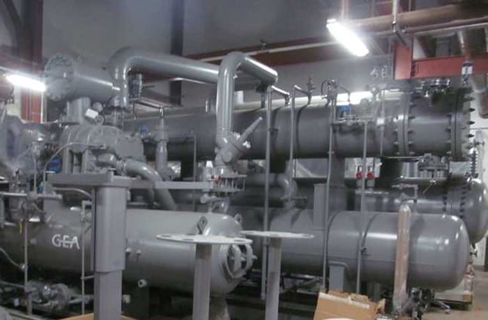 used chillers