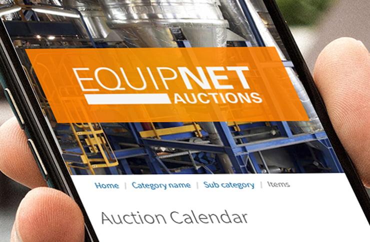 equipnet auctions
