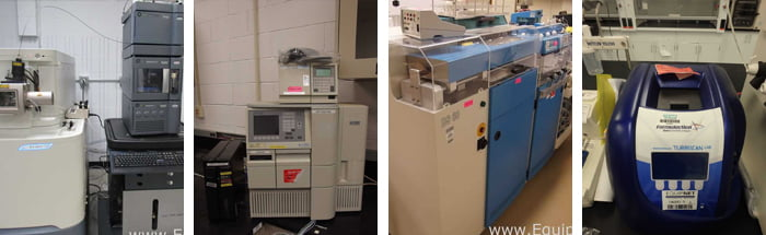 lab equipment auction