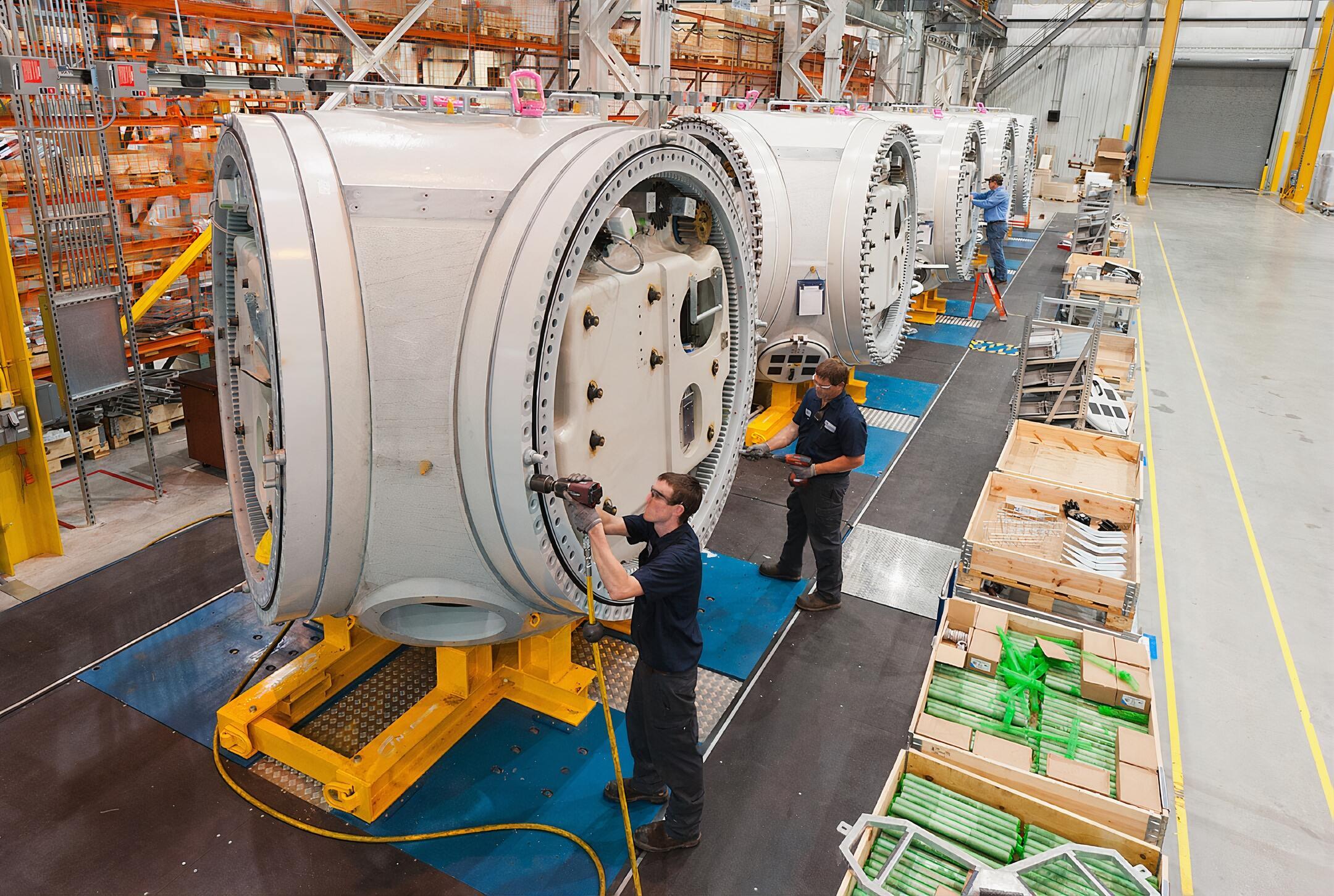 Manutenção de máquinas industriais: veja como fazer