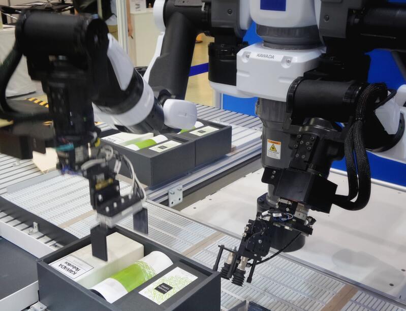 Cobots: os benefícios de robôs colaborativos para a produção