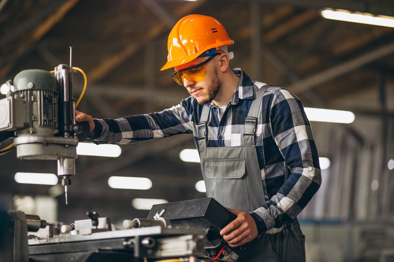Depreciação de máquinas industriais: o que é e como calcular